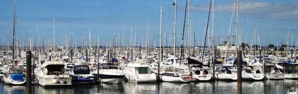 Association plaisance mouillages cdrom bassin arcachon - Restaurant arcachon port de plaisance ...